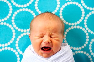 Understanding a crying baby